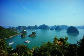 Vietnam-Hanoi, Circuit Douceurs d'Indochine privatif