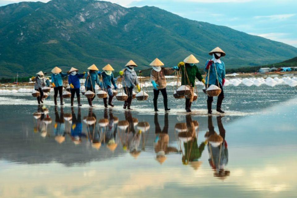 Circuit De la Baie d'Halong aux plages de Phan Thiet Hanoi Vietnam