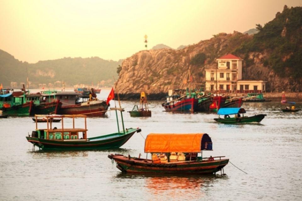 Circuit Splendeurs du Vietnam Saigon Vietnam