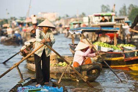 Vietnam-Saigon, Circuit Exploration du Vietnam