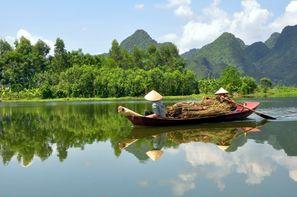 Vietnam-Saigon, Circuit Vietnam des neuf dragons 3*