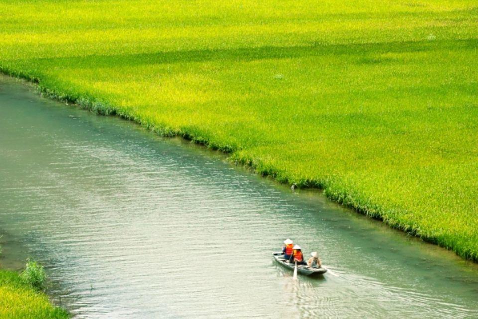 Circuit Explorations du Vietnam Saigon Vietnam