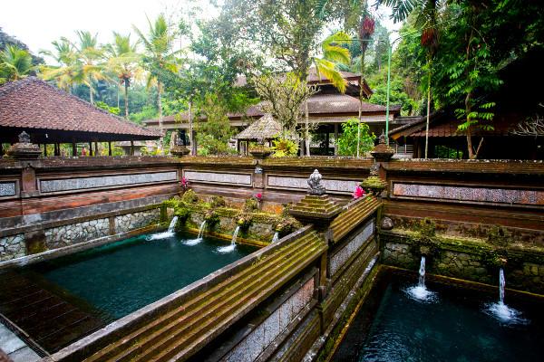 Banjar Combiné circuit et hôtel - Jardin d'Eden 3* Charme + Fontana 4* Denpasar Bali