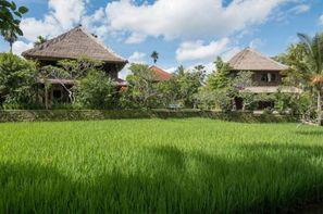 Bali-Denpasar, Combiné hôtels - Balnéaire au Maison At C Boutique Hotel & Spa + Ananda Cottage 3* à Ubud