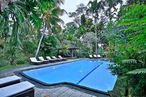 Bali-Denpasar, Combiné hôtels - Balnéaire au Mercure Sanur 4* + Ananda Cottage 3* à Ubud