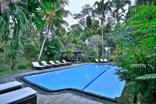 piscine - - Balnéaire au Mercure Sanur 4* + Ananda Cottage 3* à Ubud Combiné hôtels - Balnéaire au Mercure Sanur 4* + Ananda Cottage 3* à Ubud Denpasar Bali