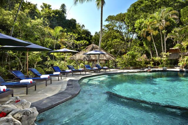 Bali : Combiné hôtels - Balnéaire au Prime Plaza Hotel Sanur + Tjampuhan à Ubud