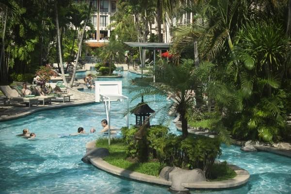 Piscine - - Prime Plaza Hotel Sanur 4* + The Ubud Village Hotel Combiné hôtels - Prime Plaza Hotel Sanur 4* + The Ubud Village Hotel4* Denpasar Bali