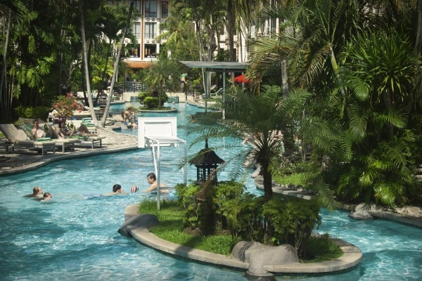 Piscine - - Sanur Paradise 4* + The Ubud Village Hotel Combiné hôtels - Sanur Paradise 4* + The Ubud Village Hotel4* Denpasar Bali