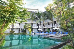 Combiné hôtels Balnéaire à Kuta à l'hôtel Fontana + The Ubud Village Hotel