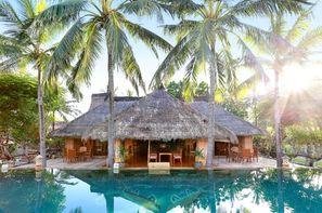 Bali-Denpasar, Hôtel Novotel Lombok 4* + Prime Plaza Hôtel Sanur 4*