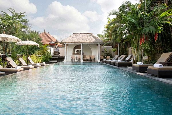 The Ubud Village Hotel - piscine - Ubud Village + Lembongan Beach + Prime Plaza Hotel Sanur 4* Combiné hôtels Ubud Village + Lembongan Beach + Prime Plaza Hotel Sanur 4* Denpasar Bali