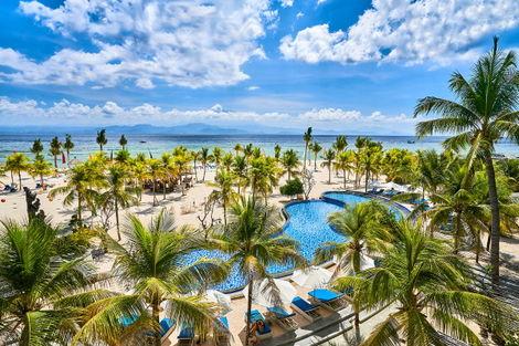 Bali-Denpasar, Combiné hôtels Cendana Ubud Resort 3* + Mahagiri Nusa Lembongan 4* + Jimbaran Bay Beach 4*