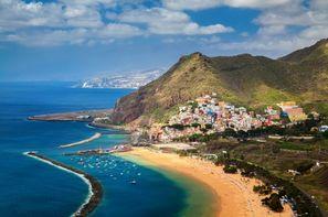 Canaries-Tenerife, Combiné circuit et hôtel Tour Canario + Extension Fram Expériences H10 Costa Adeje Palace 4*