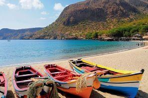 Cap Vert-Ile de Boavista, Combiné hôtels Périple Boavista, Santiago & Fogo 3*