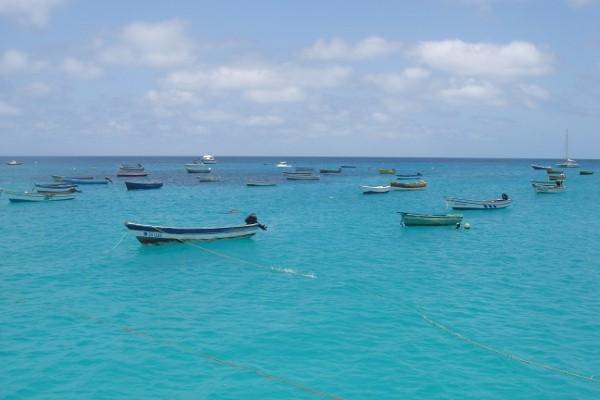 Barques Combiné hôtels Cocktail Express 3 Iles Ile de Sal Cap Vert