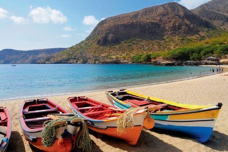 Cap Vert-Ile de Sal, Combiné hôtels Périple Sal, São Vicente & Santo Antão 3*