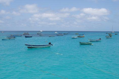 Cap Vert-Ile de Santiago, Combiné hôtels Cocktail Extreme 5 Iles