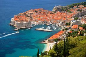 Croatie-Dubrovnik, Combiné circuit et hôtel Merveilles de Dalmatie et Framissima Grand Hotel neum 4*