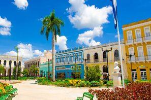Cuba-La Havane, Combiné circuit et hôtel Découverte Cubaine + Club Coralia Melia Marina Varadero