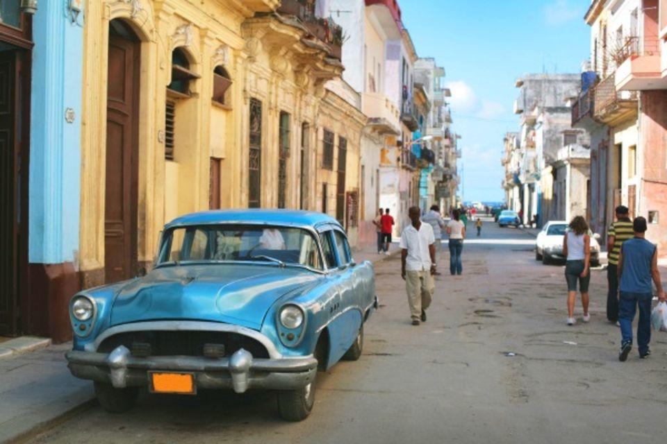 Combiné circuit et hôtel Découverte de Cuba & Séjour balnéaire à l'hôtel Starfish Cuatro Palmas La Havane Cuba