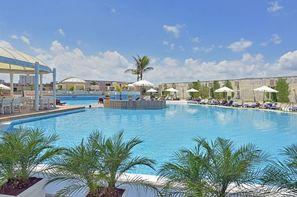 Cuba-La Havane, Combiné hôtels La Havane Melia Cohiba et Melia Varadero 5*