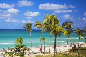 Cuba-La Havane, Combiné circuit et hôtel Découverte de Cuba & Séjour balnéaire à l'hôtel Starfish Cuatro Palmas