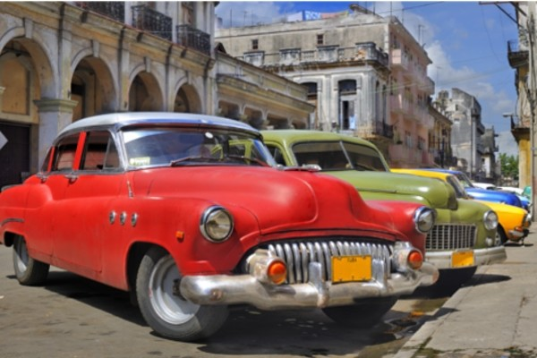 ville Combiné circuit et hôtel Découverte de Cuba & Séjour balnéaire à l'hôtel Iberostar Los Tainos La Havane Cuba