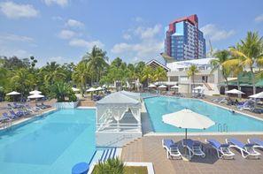 Cuba-Santiago, Combiné circuit et hôtel Melia Santiago 5* / Sol Rio de Luna y Mares 4*