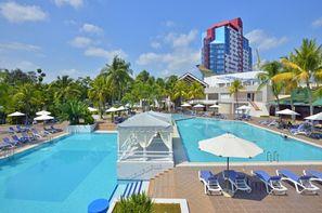 Cuba-Santiago, Combiné hôtels Melia Santiago 5* et Sol Rio de Luna y Mares 4*