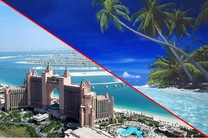 Dubai et les Emirats-Dubai, Combiné hôtels Atlantis Dubaï + Constance Ephelia 5*
