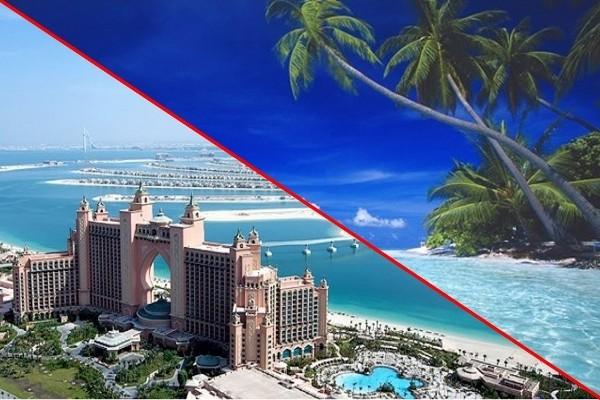 Séjour Combiné - Atlantis Dubaï + Constance Ephelia Combiné hôtels Atlantis Dubaï + Constance Ephelia5* Dubai Dubai et les Emirats