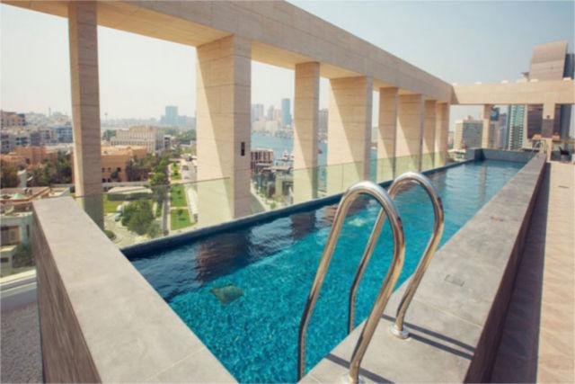 Dubai et les Emirats : Combiné hôtels Combiné Dubai & Fujairah: Kappa City Canopy by Hilton Dubai Al Seef 4*/ Kappa Club Fujairah 5*