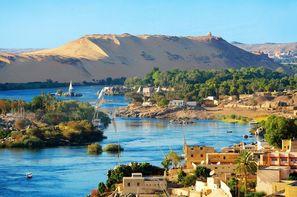 Egypte-Louxor, Combiné circuit et hôtel Rêverie sur le Nil 5* et Club Mercure 4*