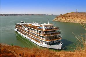 Egypte-Louxor, Combiné croisière et hôtel Sur le Nil en tout inclus avec excursions et séjour au Titanic Palace 5*
