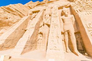 Egypte-Louxor, Combiné croisière et hôtel Combiné Framissima Gloire des Pharaons 5* + El Malikia Resort Abu Dabbab 5*