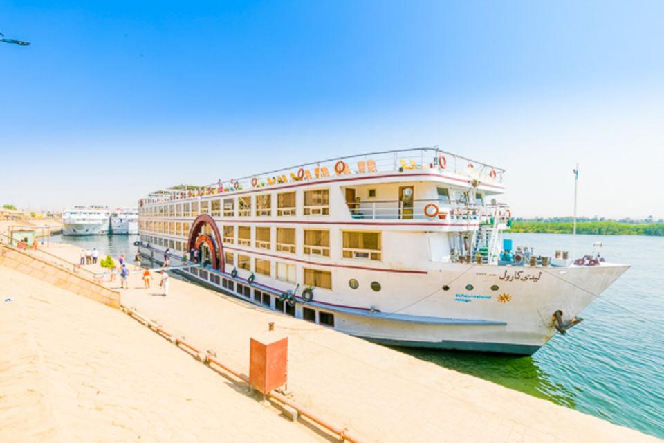 Combiné croisière et hôtel Framissima Gloire des Pharaons et Framissima Continental Hurghada Louxor Egypte
