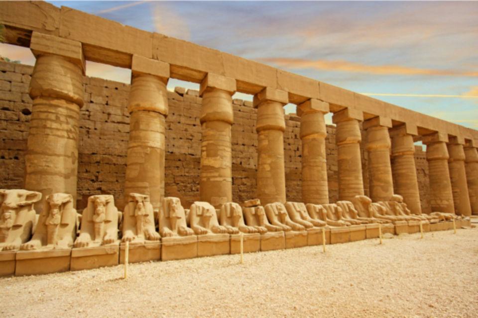 Combiné croisière et hôtel Au fil du Nil et Framissima Continental Hurghada (14 nuits) Louxor Egypte