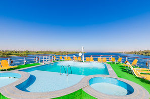 Egypte-Louxor, Combiné croisière et hôtel Au fil du Nil et Framissima Continental Hurghada