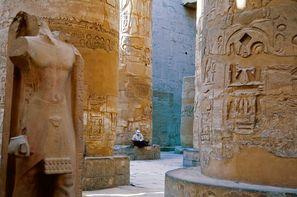 Egypte-Louxor, Combiné croisière et hôtel Nil 4* avec visites & Seagull Beach Resort Hurghada 4*