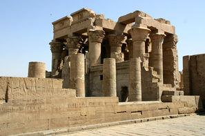 Egypte-Louxor, Combiné croisière et hôtel Nil AI avec excursions et séjour au Blue Reef 4*