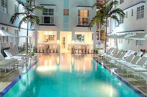 Etats-Unis-Miami, Hôtel Combiné Miami 4* & Mexique 5*