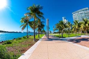 Etats-Unis-New York, Combiné hôtels New York & Miami 3*