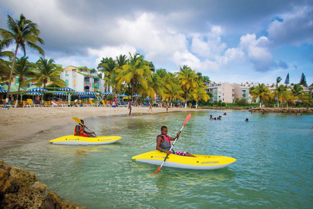 Guadeloupe : Combiné hôtels Guadeloupe