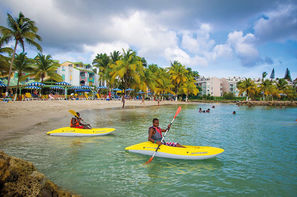 Guadeloupe-Pointe A Pitre, Combiné hôtels Guadeloupe 3*