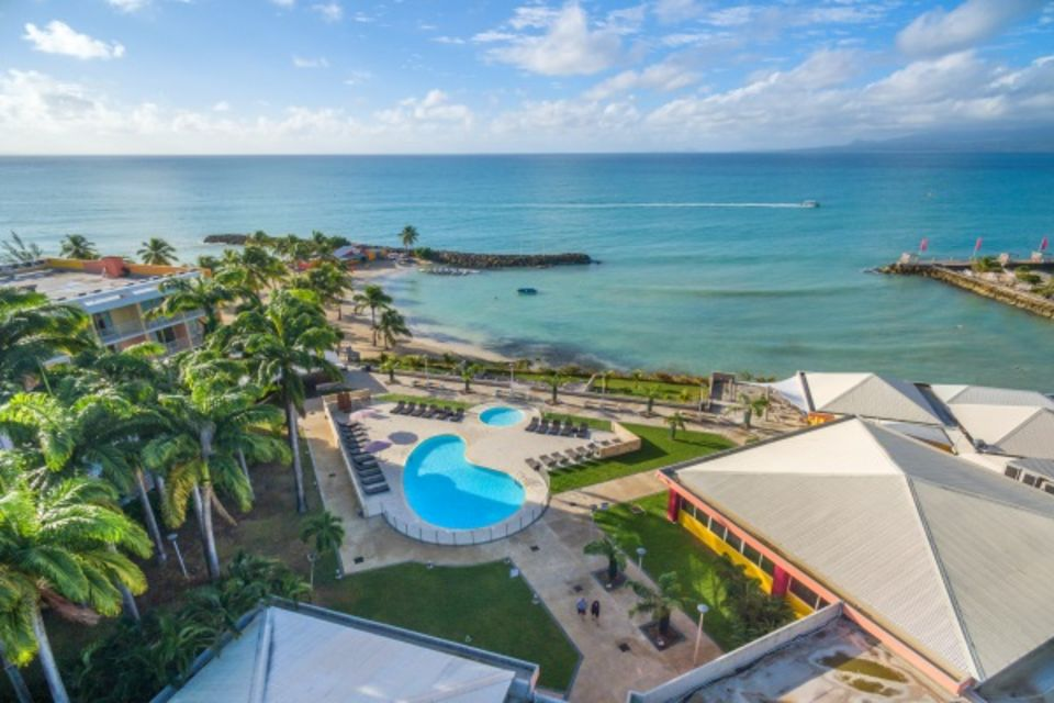 Combiné hôtels 2 îles - Guadeloupe Karibea Prao + Martinique Karibea Caribia Pointe A Pitre Guadeloupe