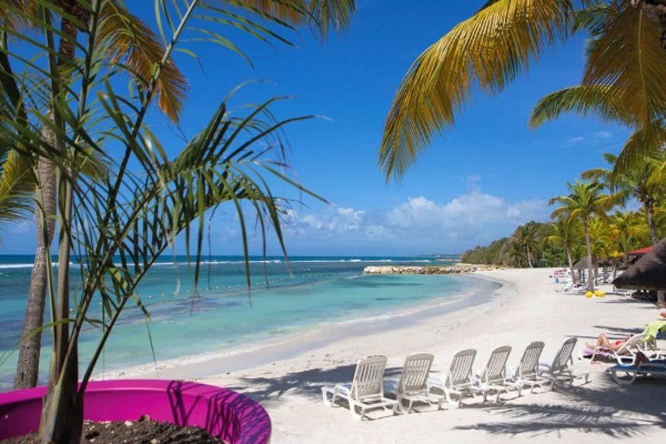 Combiné hôtels COMBINE PIERRE ET VACANCES : GUADELOUPE MARTINIQUE (Studio 2 personnes) Pointe A Pitre Guadeloupe