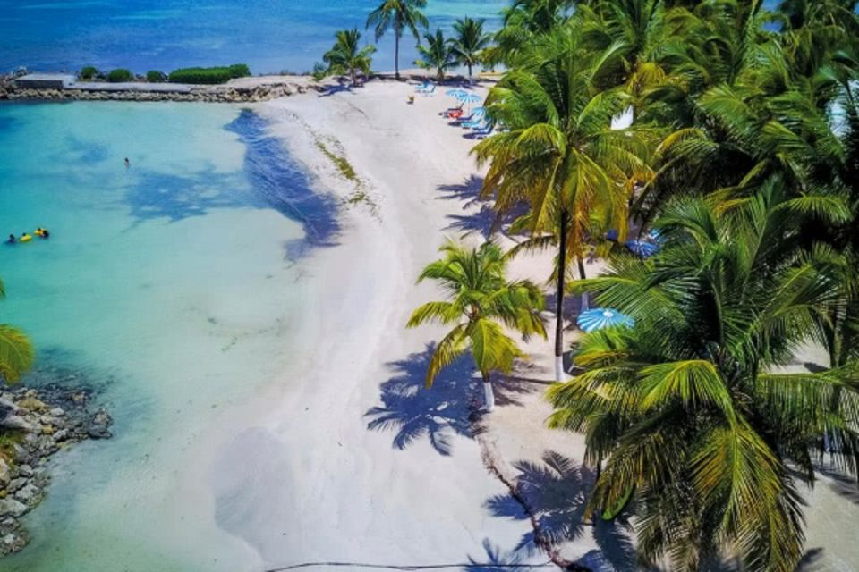Autotour Guadeloupe + Hotel Karibea Amyris Sainte Luce Pointe A Pitre Guadeloupe