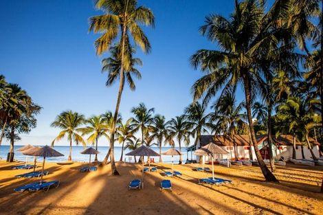 Guadeloupe-Pointe A Pitre, Combiné hôtels Guadeloupe & Les Saintes
