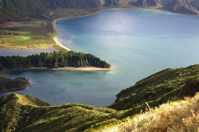 Iles Des Acores : Combiné hôtels 2 iles Découverte des Açores
